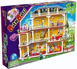 Къща за кукли - Детски конструктор - играчка