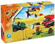 Мини ферма - Детски конструктор - играчка