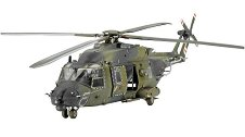 Военен хеликоптер - NH90 TTH NATO Helicopter - Сглобяем авиомодел -