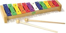 Ксилофон - Детски музикален инструмент - топка