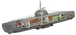 Подводница - Type XXI U 2540 - Сглобяем модел -