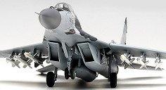 Военен самолет - Миг-29 AS - Сглобяем авиомодел - макет