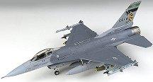 Военен самолет - Air National Guard F-16C - Сглобяем авиомодел -