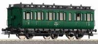 Пътнически вагон - Трета класа - ЖП модел -