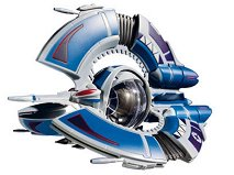 Дроид - Tri-Fighter - Сглобяем модел Star Wars - макет