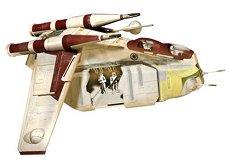 Космически кораб - Republic Gunship - Сглобяем модел Star Wars -