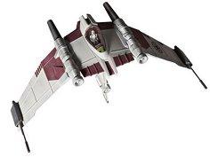 """Космически изтребител - V-19 Torrent Starfighter - Сглобяем модел от серията """"Revell: Star Wars"""" - макет"""