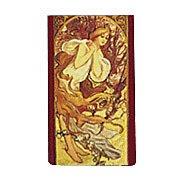 Разделител за книга - Четирите годишни времена - Пролет - Алфонс Муха (Alfons Mucha) -