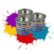 Емайлна боя - металик - Боичка за оцветяване на модели и макети - макет