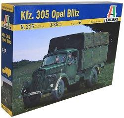 Военен камион - Kfz. 305 Opel Blitz - Сглобяем модел - макет