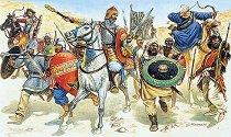 Сарацински войници -