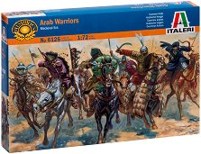 Войници от Арабска войска - Комплект фигури - фигури