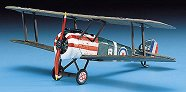Военен самолет - Sopwith Camel - Сглобяем авиомодел - макет