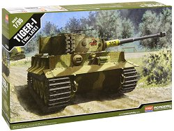 Немски танк - German Tiger I -