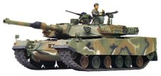 Танк - K1A1 - Сглобяем модел -