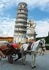 Кулата в Пиза - пъзел