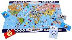 Пътешествие по света - Семейна образователна игра -