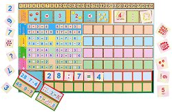 Математика за деца - Образователна и занимателна игра -