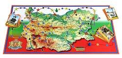 Красива България - Образователна игра -