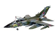 Военен изтребител - Tornado GR Mk.1 - Сглобяем авиомодел -
