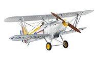 Военен самолет - Hawker Fury Mk.1 - Сглобяем авиомодел -