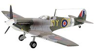Военен самолет - Spitfire Mk V - Сглобяем авиомодел -