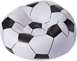 Кресло - Футболна топка - Надуваема играчка - творчески комплект