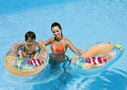 Детска лодка - Морско дъно - Надуваема играчка - играчка