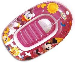 Детска лодка - Мини Маус - Надуваема играчка -