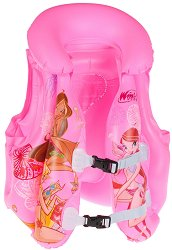 Детска спасителна жилетка - Winx - Аксесоар за плуване -