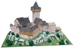 Burg Falkenstein - Сглобяем модел от тухлички -