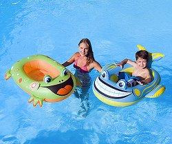 Детска лодка - Надуваема играчка - играчка