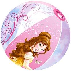 Топка - Принцесите на Дисни - Надуваема играчка - топка