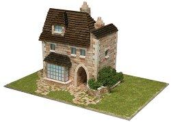 English house - Сглобяем модел от тухлички -