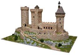 Foix castle - Сглобяем модел от тухлички - макет