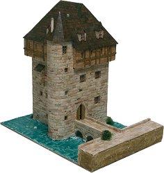 Crupet castle - Сглобяем модел от тухлички -
