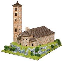 Sant Climent church - Сглобяем модел от тухлички -