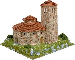Vera Cruz church - Сглобяем модел от тухлички -