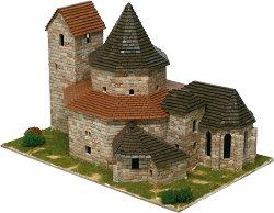 Ottmarsheim Abbey - Сглобяем модел от тухлички -