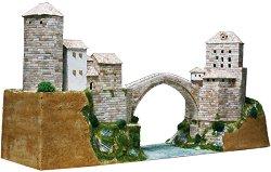 Mostar bridge - Сглобяем модел от тухлички -