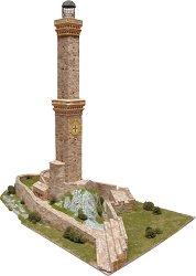 Genova lighthouse - Сглобяем модел от тухлички - макет