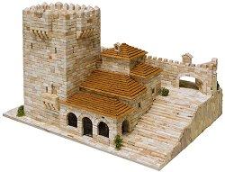 Bujaco tower - Сглобяем модел от тухлички - макет