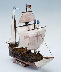 Каравела - San Rafael - Сглобяем модел от дърво -