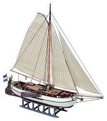 Рибарски кораб - Catalina - Сглобяем модел от дърво -