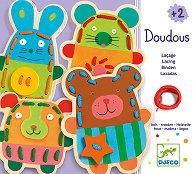 Декорирай сам - Cuddy lacing - Творчески комплект - играчка