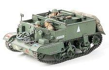 Военно  превозно средство - British Univ Carrier Mk.II - Сглобяем модел - макет