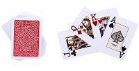 Карти за покер - Texas Hold'em Poker - С голям индекс -
