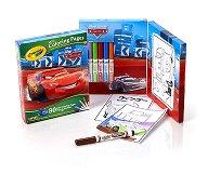 Оцветявай с флумастери - Колите - Творчески комплект за рисуване - играчка