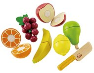 Плодове - Дървени фигури - играчка