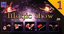 Магическо шоу 1 - Комплект за фокуси - фигури